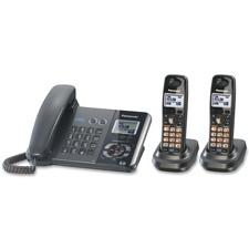 Panasonic DECT 6.0 2-line Expandable Phone System