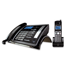 RCA Products Corded/Cordless Two-Line Phone System