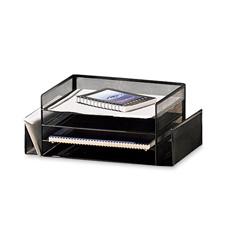 Sparco 6-Compartment Mesh Desk Sorter