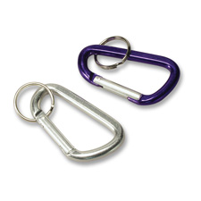 Key ring, small, assorted, sold as 1 each