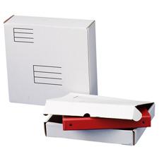 Quality Park White Corrugated Mailer