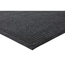 Indoor floor mats, 2'x3', charcoal gray, sold as 1 each, 250 kit per each