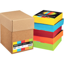 Wausau Astrobrights Brightly Colored Copy Paper