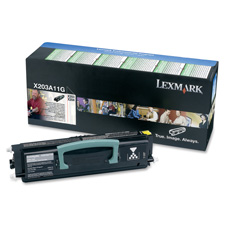 Lexmark X203A11G Toner Cartridge
