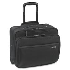 "Rolling laptop case, 16""x10-1/2""x14-3/5"", black, sold as 1 each"