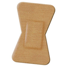 Medline Ind. Comfort Cloth Woven Fngr Tip Bandage