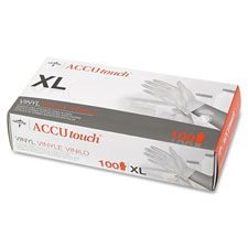 Medline Ind. Accutouch Synthetic Exam Gloves