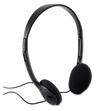 Compucessory Deluxe Stereo Lightweight Headphone