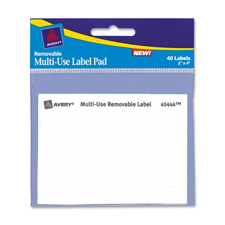 Avery Removable Multi-use Label Pads