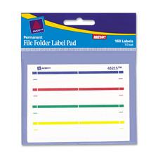 Avery File Folder Label Pads