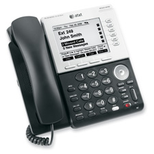 AT&T Corded Desktop Phone System