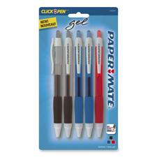 Paper Mate Retractable Gel Ink Pens