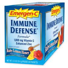 Alacer Emergen-C Immune Defense Drink Mix
