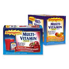 Alacer Emergen-C Multi Vitamin Plus Drink Mix