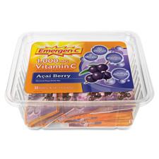 Alacer Emergen-C Acai Berry Juice Powder