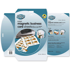 Magna Card Magnetic Business Card Sheets