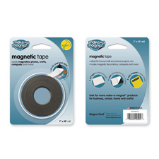 Magna Card Flexible Rubber Magnetic Tape