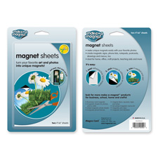 Magna Card Flexible Rubber Magnetic Sheets