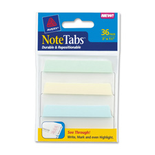 Avery Traditional Self-adhesive Note Tabs