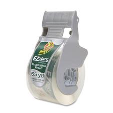 Duck Brand EZ Start Packaging Tape w/Dispenser