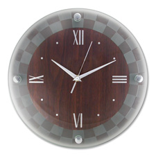 Artistic Round 12 Wall Clock