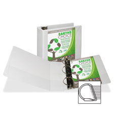 Samsill Earth's Choice Biodegradable Vue Binders