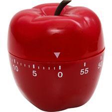 Baumgartens Classroom Red Apple Timer