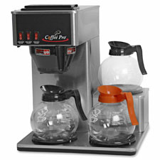 CoffeePro Low Profile Commercial Pour-Over Brewer