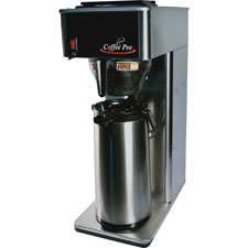 CoffeePro Stainless Steel Commercial Brewer