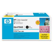 HP Q6470AD Toner Cartridge