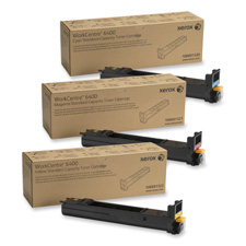 Xerox 106R01317/18/19/20/21/22 Toner Cartridges