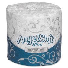 Georgia Pacific Angel Soft Ult Emboss Bath Tissue
