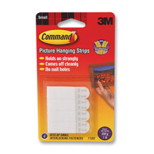 3M Command Removable Picture Hanging Strips