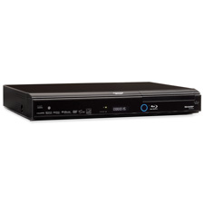 Sharp Blu-ray Disc Player