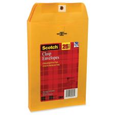 3M Scotch Heavyweight Clasp Envelopes