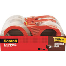 3M Scotch Commercial Grade Shipping Tape