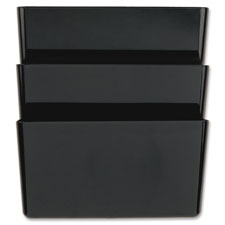 Officemate 3-pocket Wall File