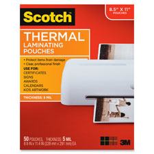 3M Laminating Pouches