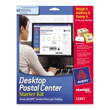 Avery Desktop Postal Center Starter Kit