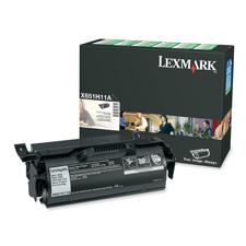 Lexmark X651A11A/H11A Toner Cartridges