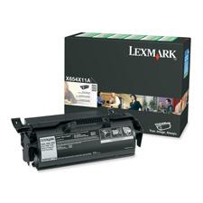 Lexmark X654X11A Toner Cartridge