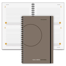 At-A-Glance Undated Planning Notebooks