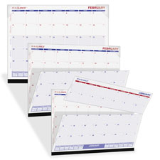 At-A-Glance 1PPM Recycled Calendar Desk Pad