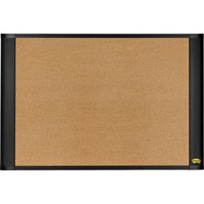 3M Post-it Self-Sticking Cork Bulletin Board