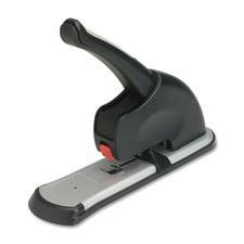Heavy-duty stapler, 130 sht 20lb, bk/gray, sold as 1 each