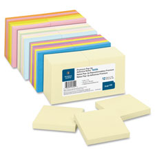 Bus. Source Reposition Pop-up Adhesive Notes