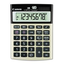 Canon 8-digit Mini Desktop Calculator