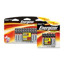 Energizer Alkaline Long-lasting AAA Batteries