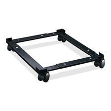 "File caddy, adjustable, 11-3/8""x16-5/8""x4"", black, sold as 1 each"