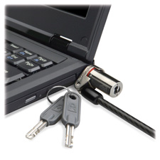 Kensington DS Keyed Ultra-Thin Notebook Lock
